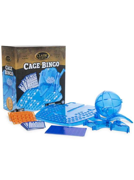 Cage Bingo Game