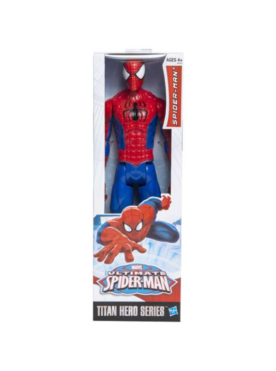 Marvel Ultimate Spider-man® Titan Hero Series™ 12in Figure