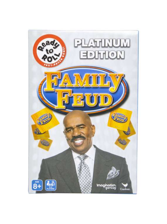 Family Feud® Platinum Edition Game