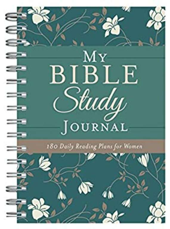 My Bible Study Journal...