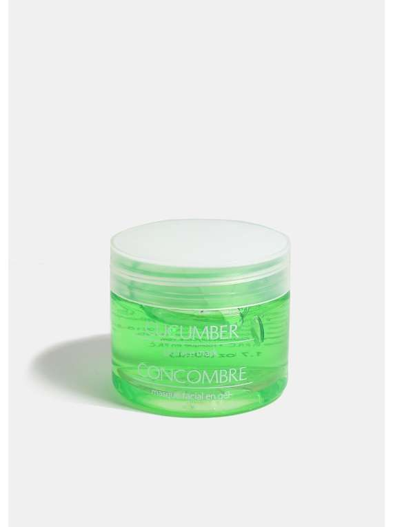 Cucumber Gel Face Mask