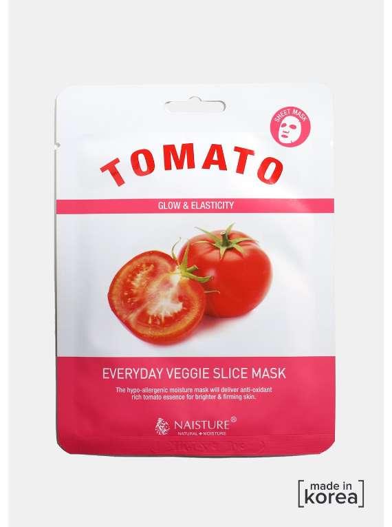Veggie Sheet Mask - Tomato