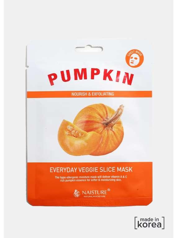 Veggie Sheet Mask - Pumpkin