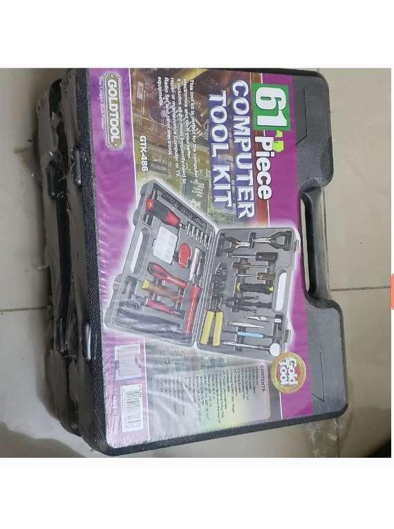 61 Piece Computer Tool Kit