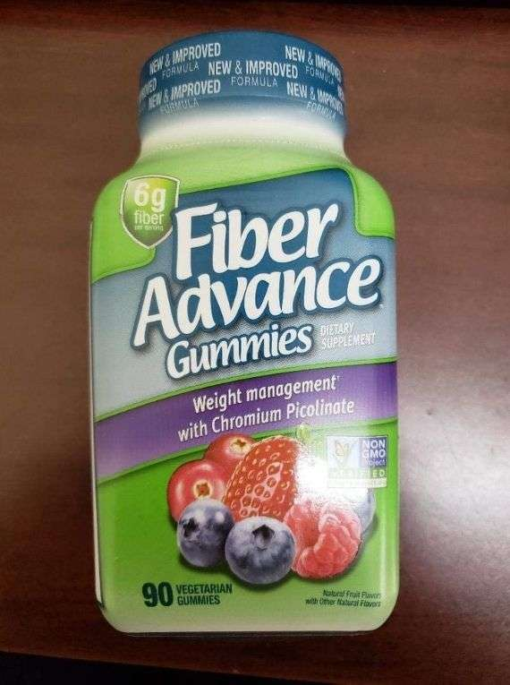 Fiber Advanced Gummies