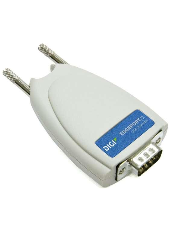 Digi Edgeport 1 Port USB To Serial Converter