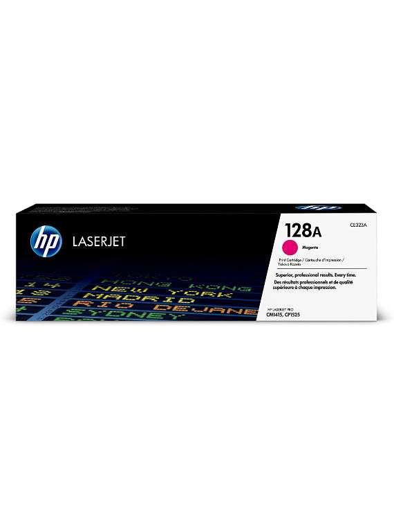 HP Laserjet 128A Toner Magenta