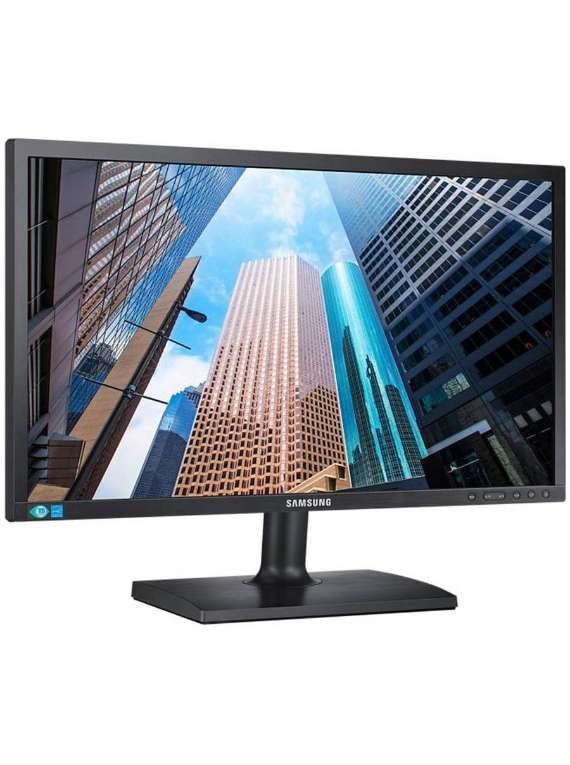 Samsung SE200 Series 21.5 Inch FHD 1920x1080 Desktop Monitor For Business With DVI, VGA, VESA Mountable