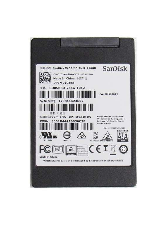SanDisk X300S 2.5