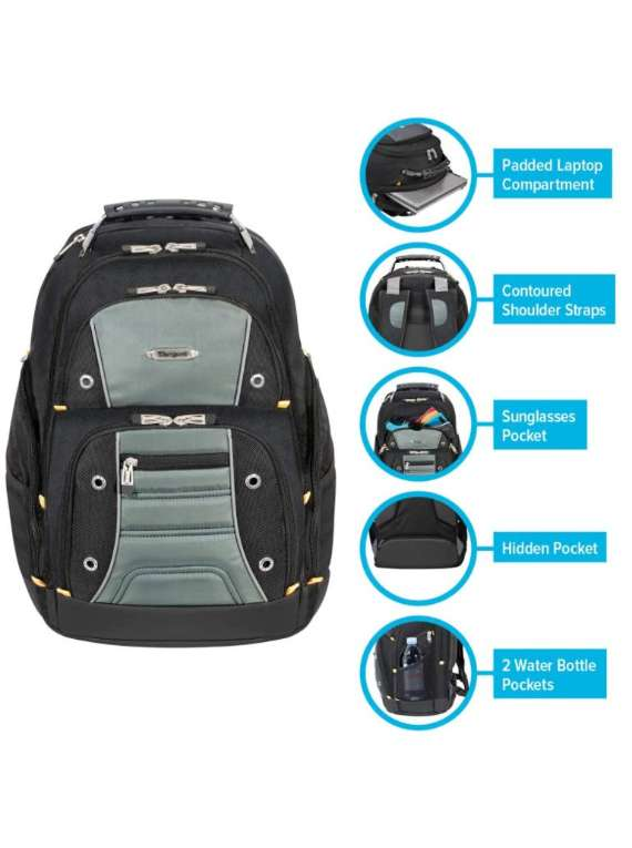 Waterprooftargus Drifter Ii Backpack Design For Business Professional