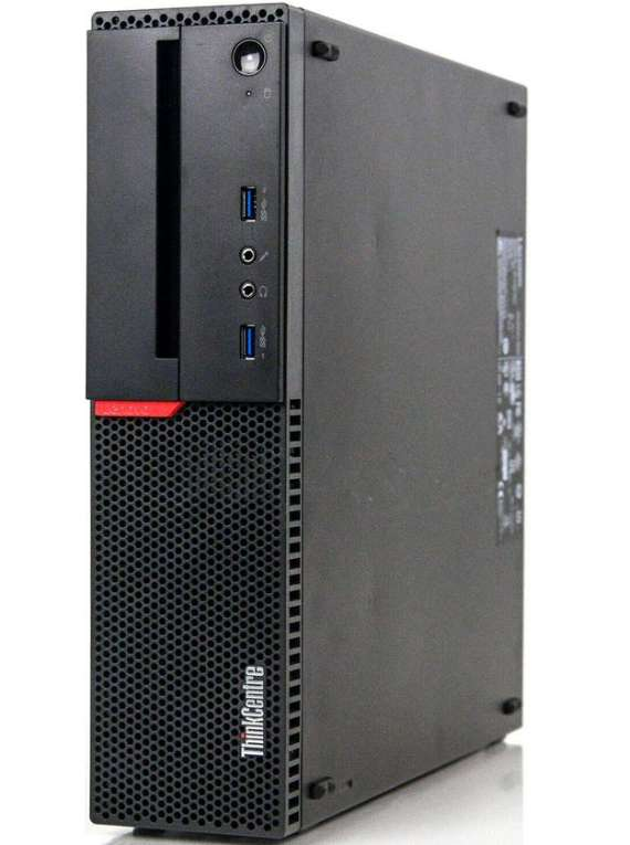 Lenovo M900 Small Form Factor Desktop