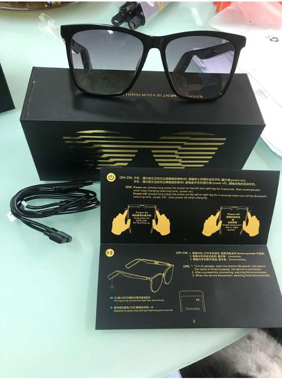 Sunglasses/bluetooth H...