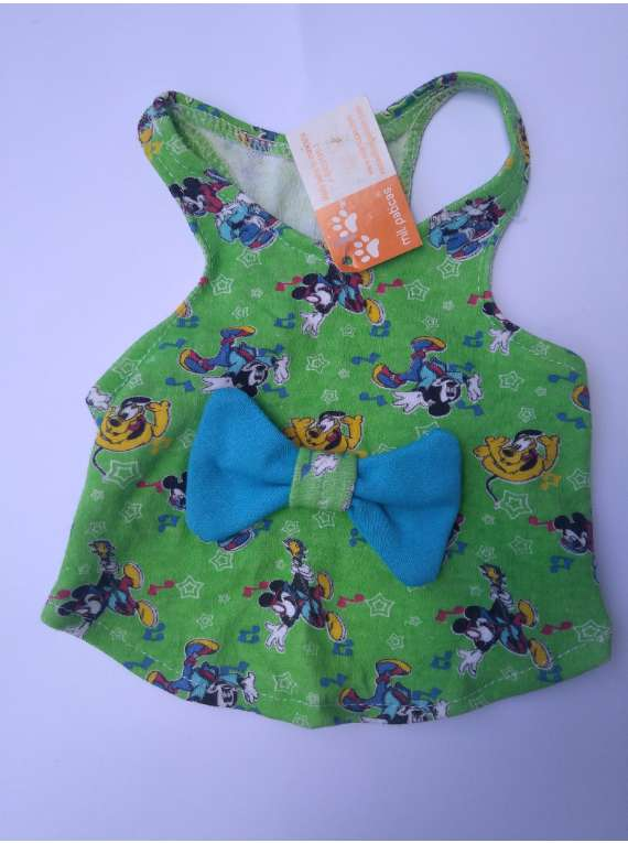 Dog Vest - Green - Small Dog