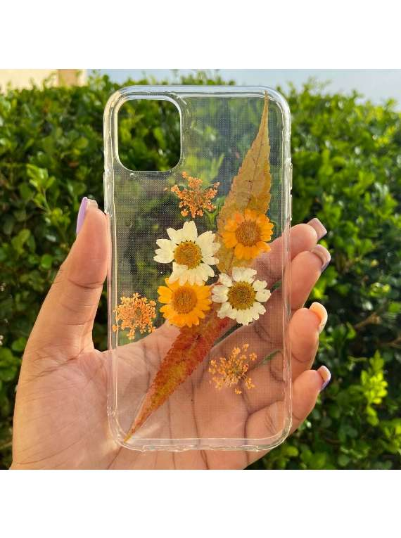 Iphone 11 Floral Resin...