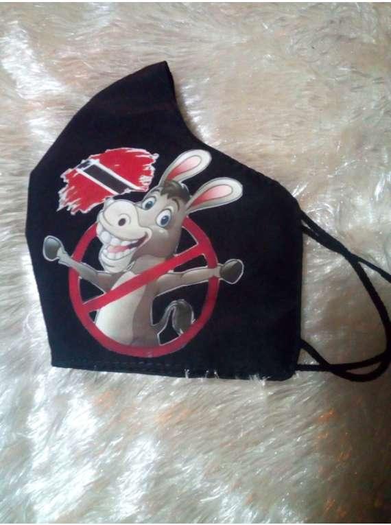 Doh Jackass D Ting Mask