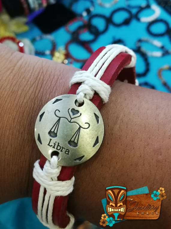 Authentic Leather Brac...