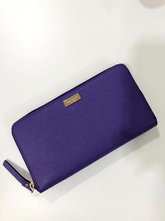 Kate Spade Cobalt Wallet
