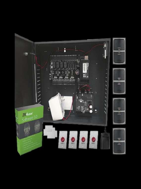 Access Control 4 Door Kit