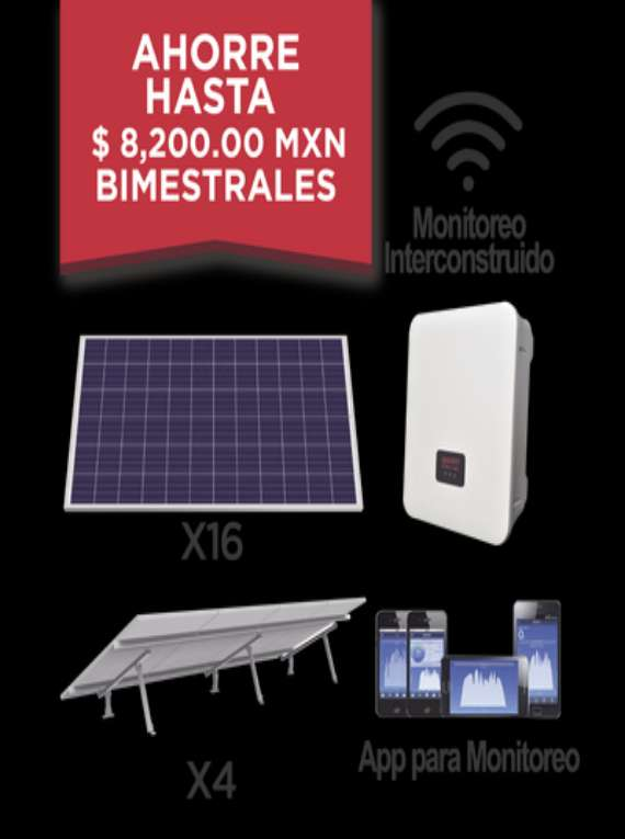 Solar Kit On-Grid System 5kW