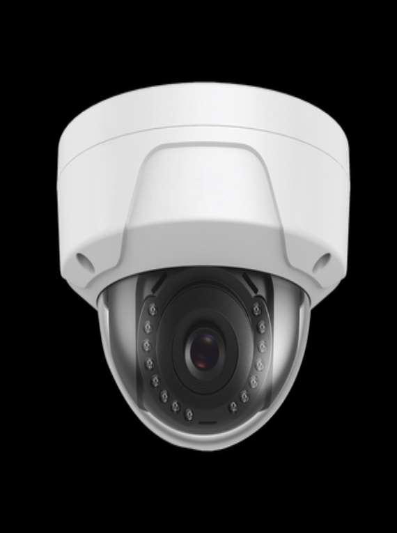 8 Megapixel 4k Ip Dome Camera