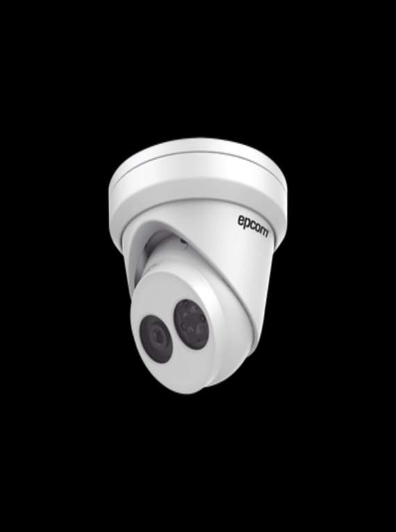 IP Turret Camera 8 Megapixel