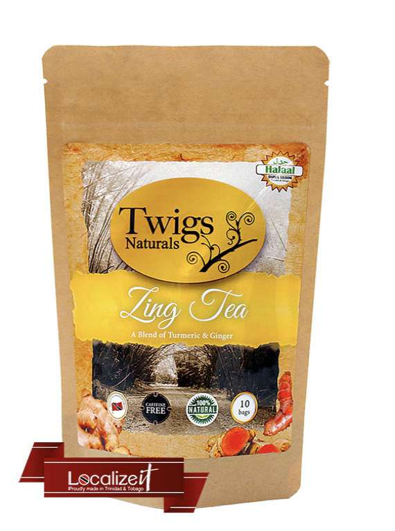 Twigs Organic Zing Tea