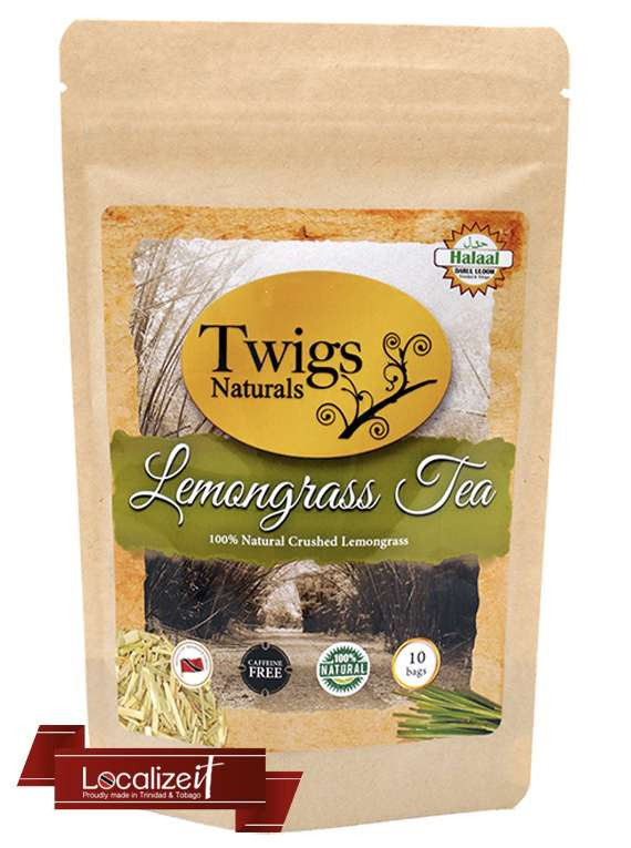 Twigs Organic Lemongrass Tea