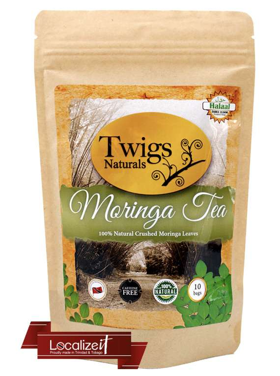 Twigs Organic Moringa Tea