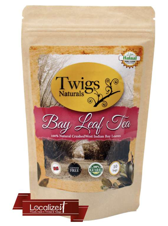 Twigs Organic Bay Leaf Tea