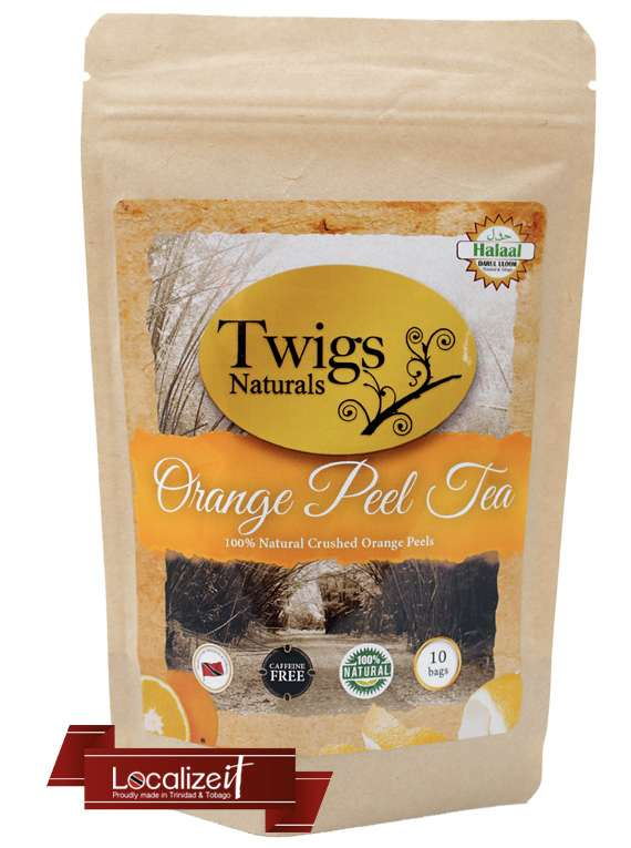 Twigs Organic Orange Peel Tea