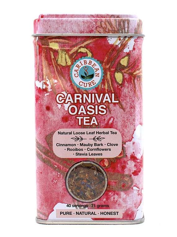 Carnival Oasis Tea
