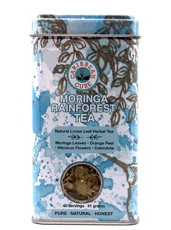 Moringa Rain Forest Tea