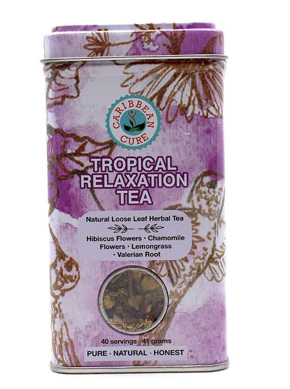Tropical Relaxation Tea
