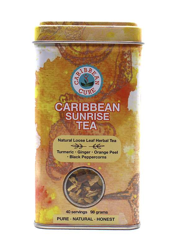 Caribbean Sunrise Tea