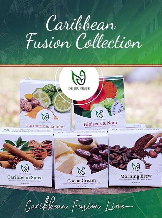 Caribbean Fusion Collection - By De Jeunésse