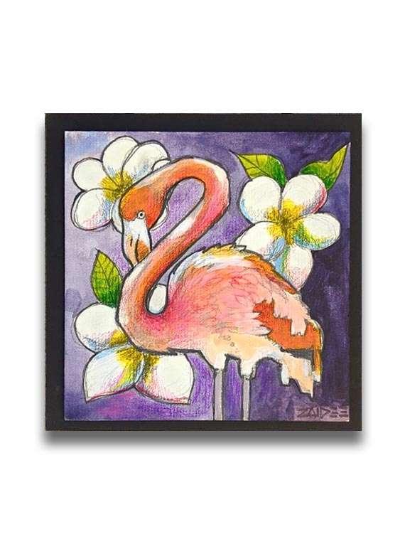 Flamingo -Pink Boat Studios