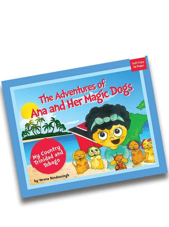 Kids Story Books- Verena Boodoosingh