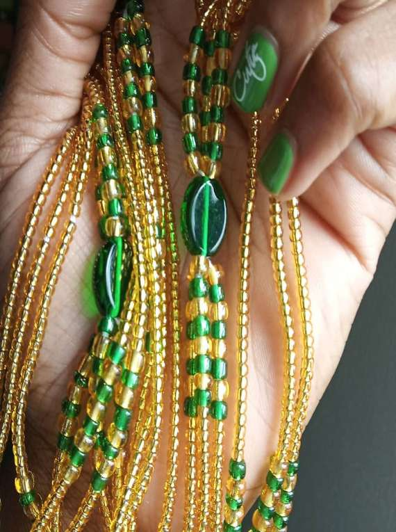 Traditional Waistbeads: Wealth