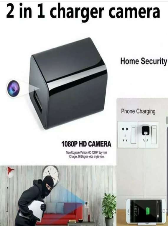 Spy Wall Charger