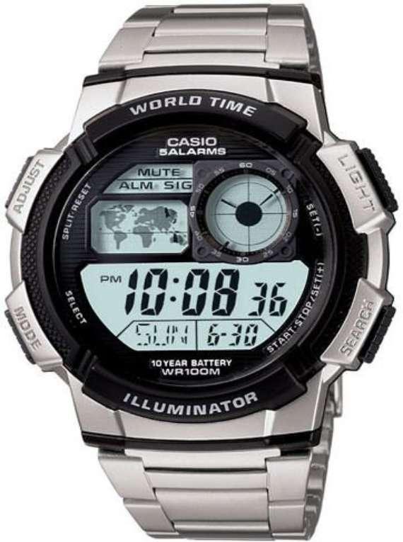 Casio AE1000WD Men's Watch