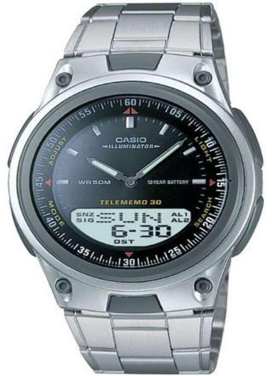 Casio Men's Aw80d-1avcb Watch