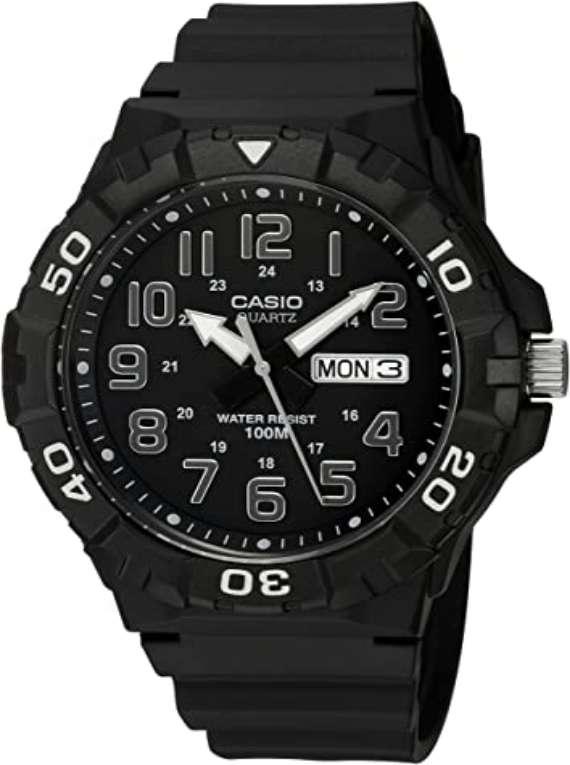 Casio Men's Diver Style Mrw210