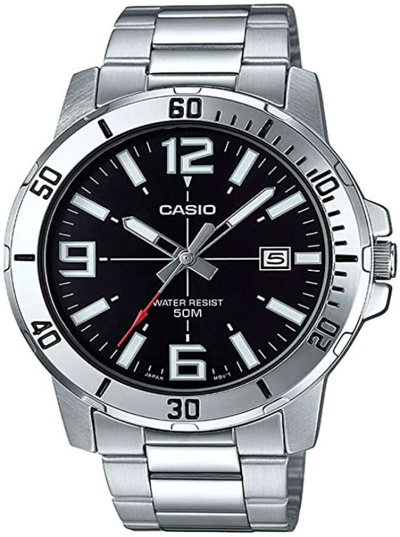 Casio Men's Enticer Mtp-vd01d