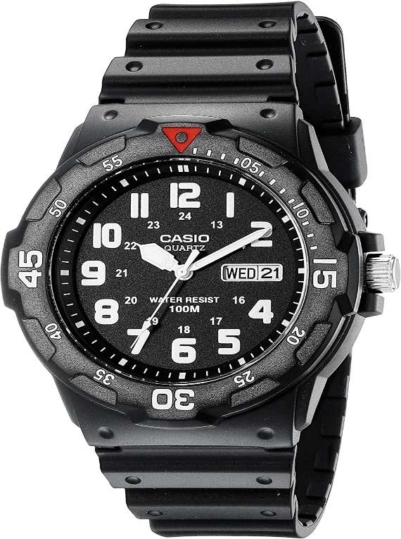 Casio Analog Dive Style Watch