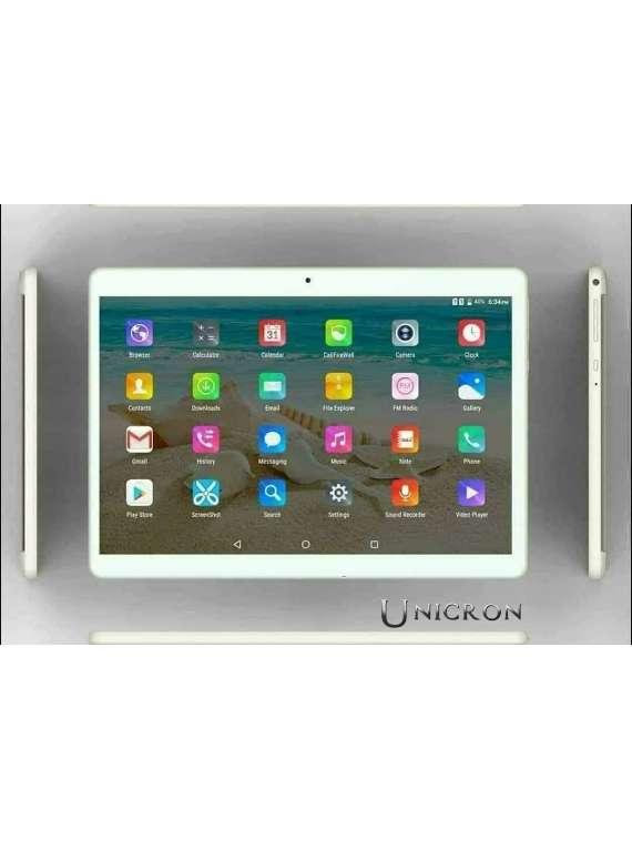 Unicron Multifunctioning Tablet (dual Sim)
