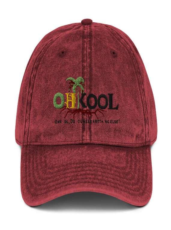 Ohkool™ Brand Hat