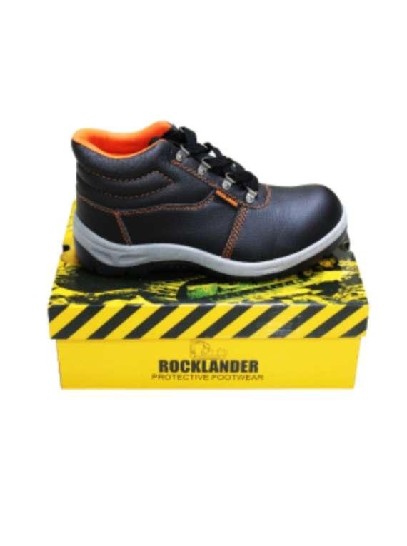 Steel Tip Boots