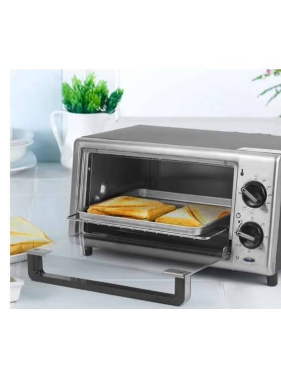 Toaster Oven Stainless Steel
