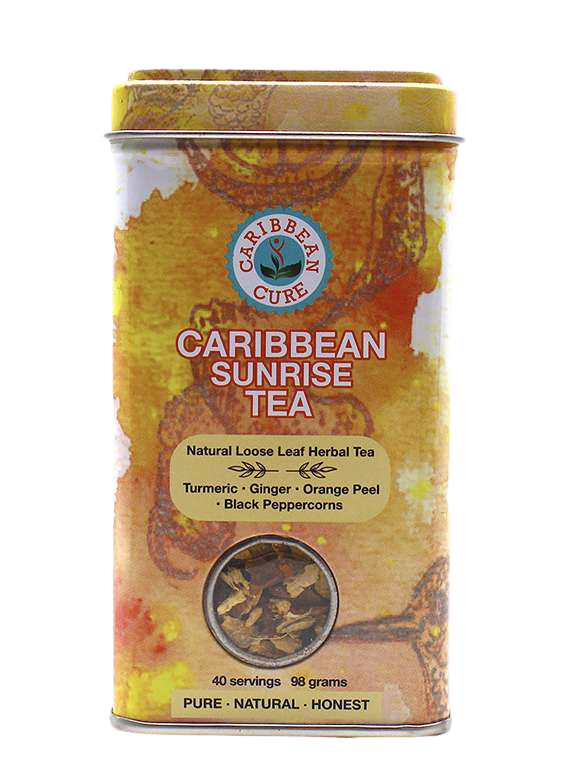 Caribbean Sunrise Tea image