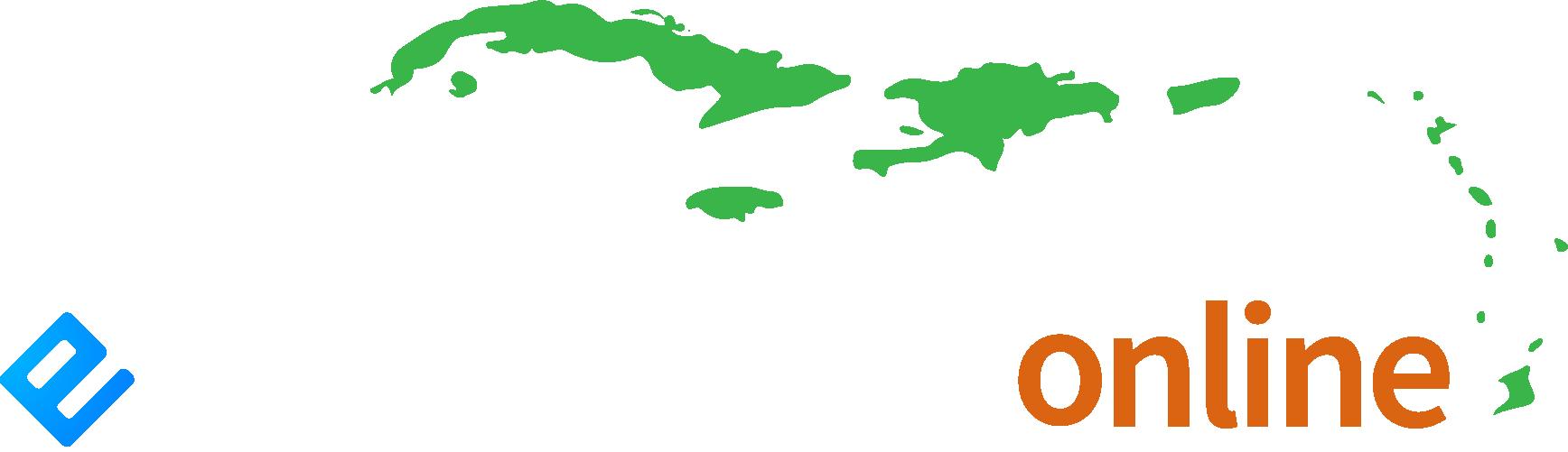 eCaribbeanOnline Logo